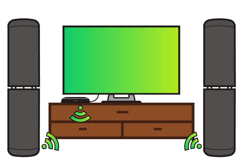 How to make your old TV WiSA Ready?